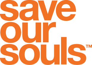 Save Our Souls logo